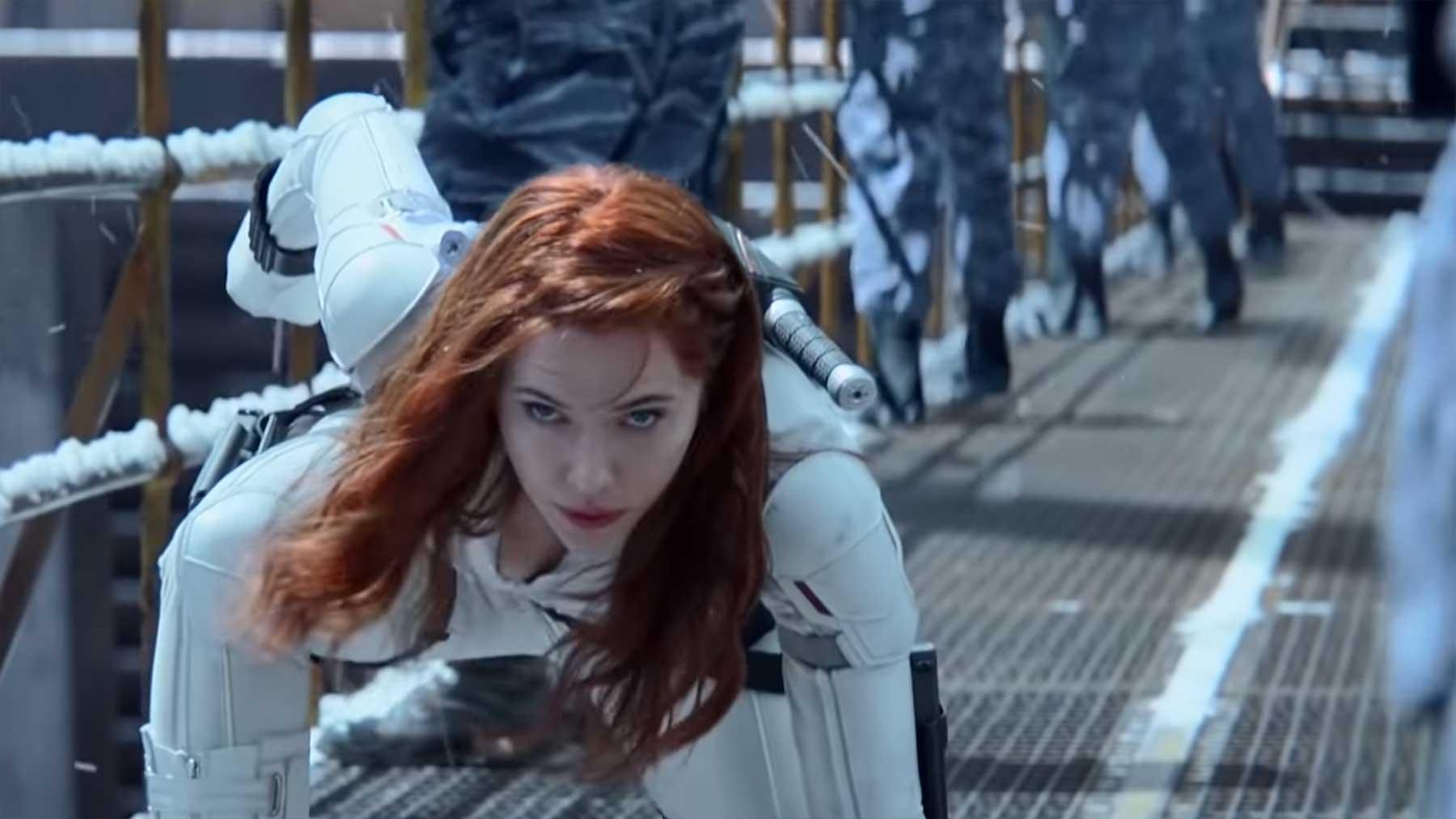 "Honest Trailers: ""Black Widow"""