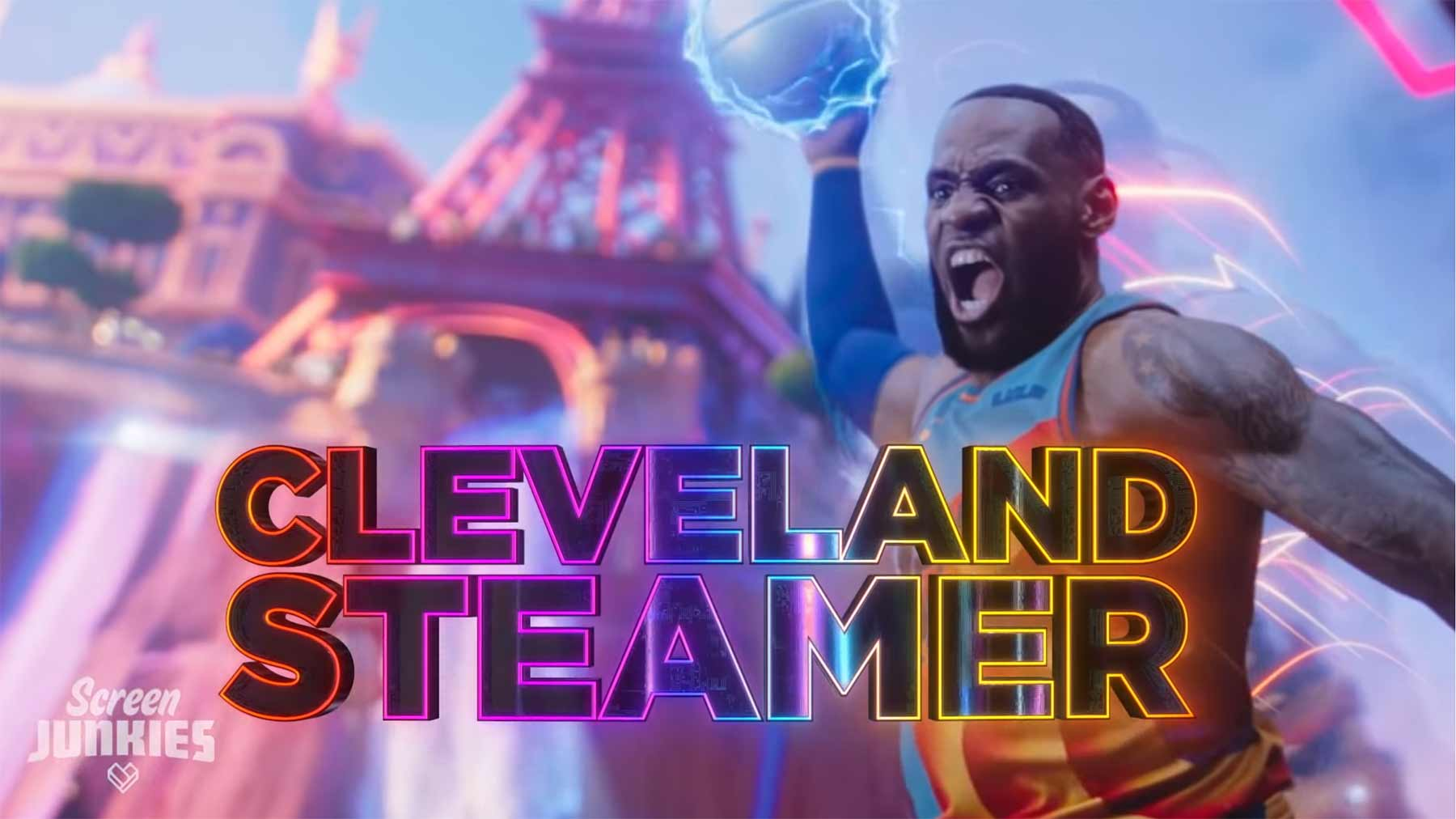 """Honest Trailers – """"Space Jam: A New Legacy"""""""