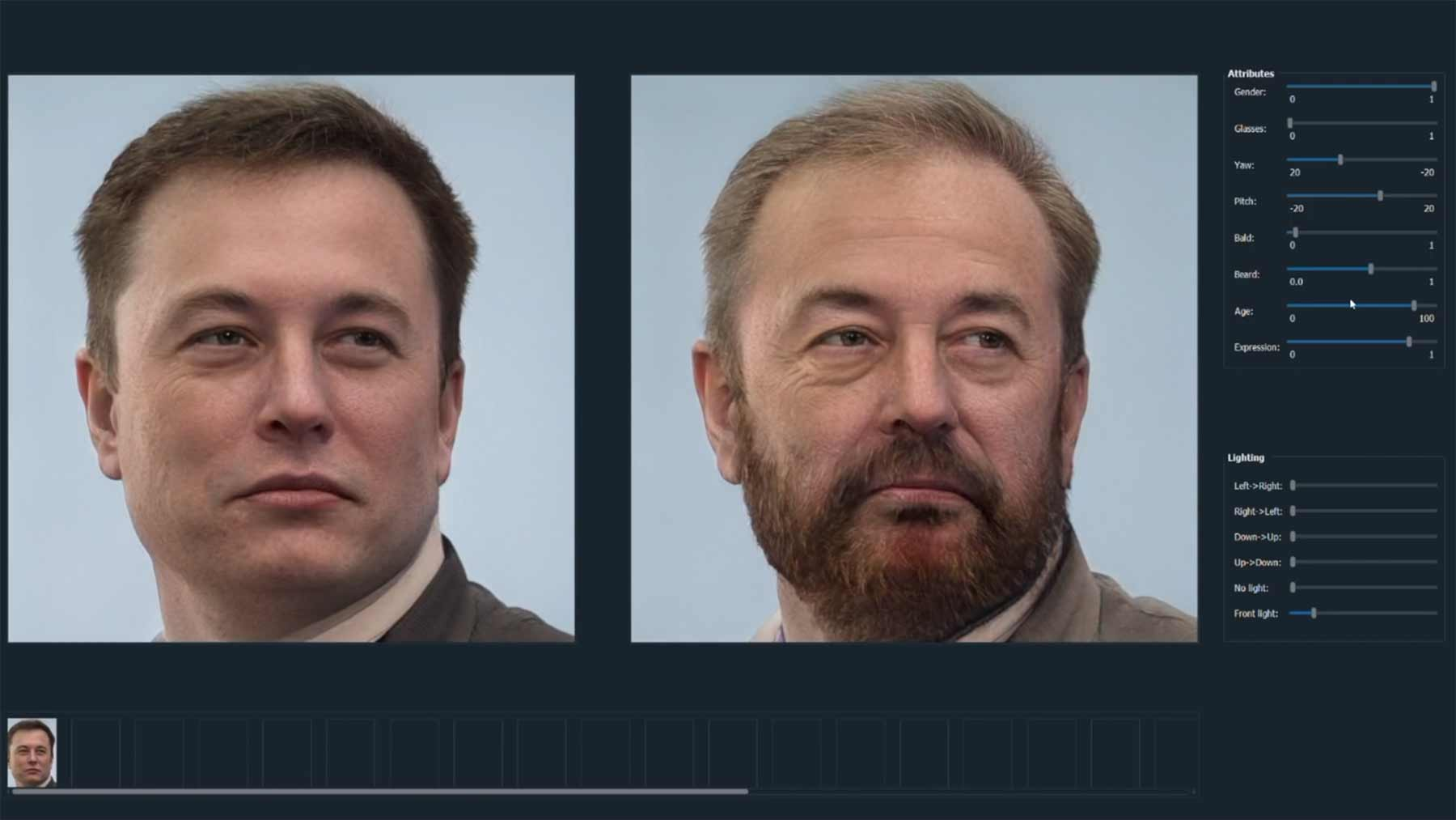 Die neue Gesichts-Erstellungs-AI von NVIDIA ist der Wahnsinn