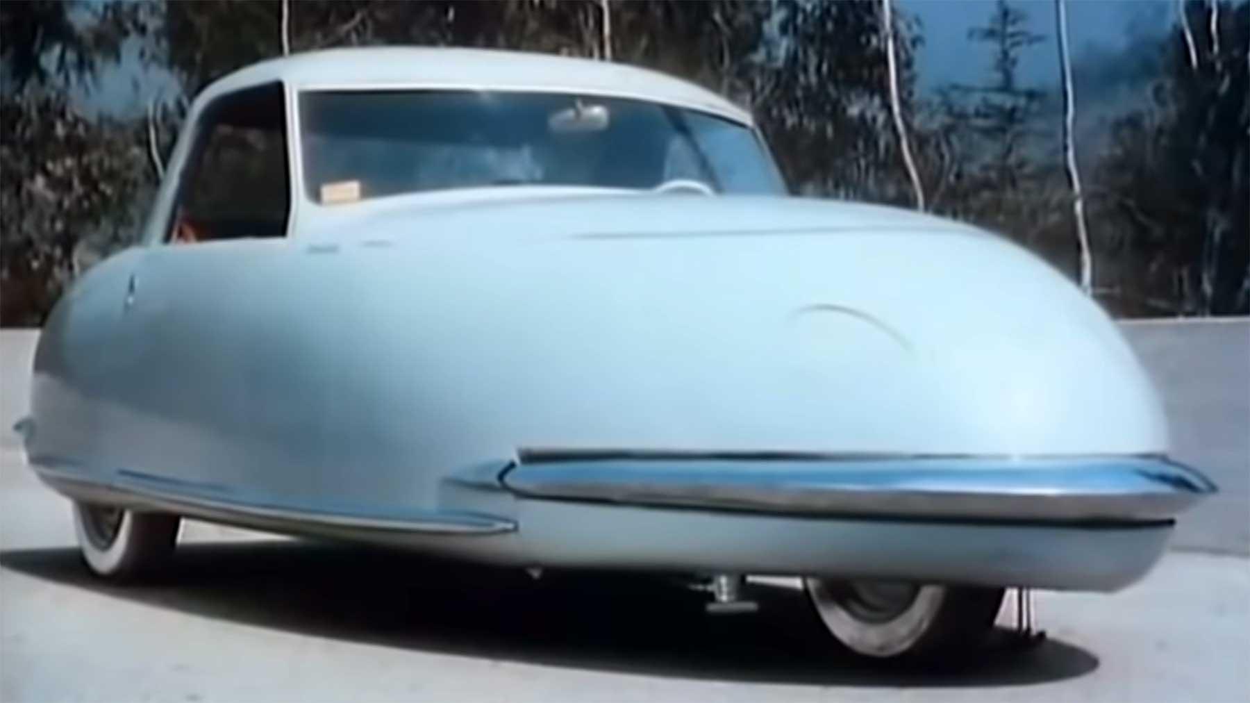 Wie man sich im Jahr 1948 das Auto der Zukunft vorgestellt hatte 1948-zukunftsauto