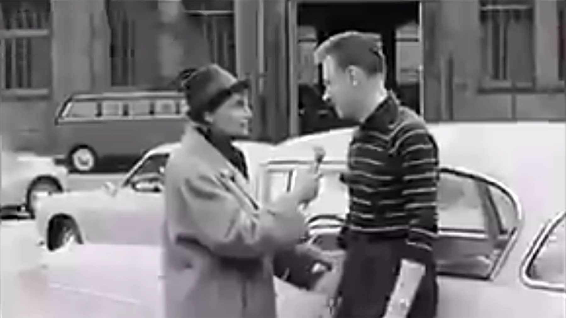 Wie Gurtgegner 1962 gegen die Anschnallpflicht geschwurbelt haben