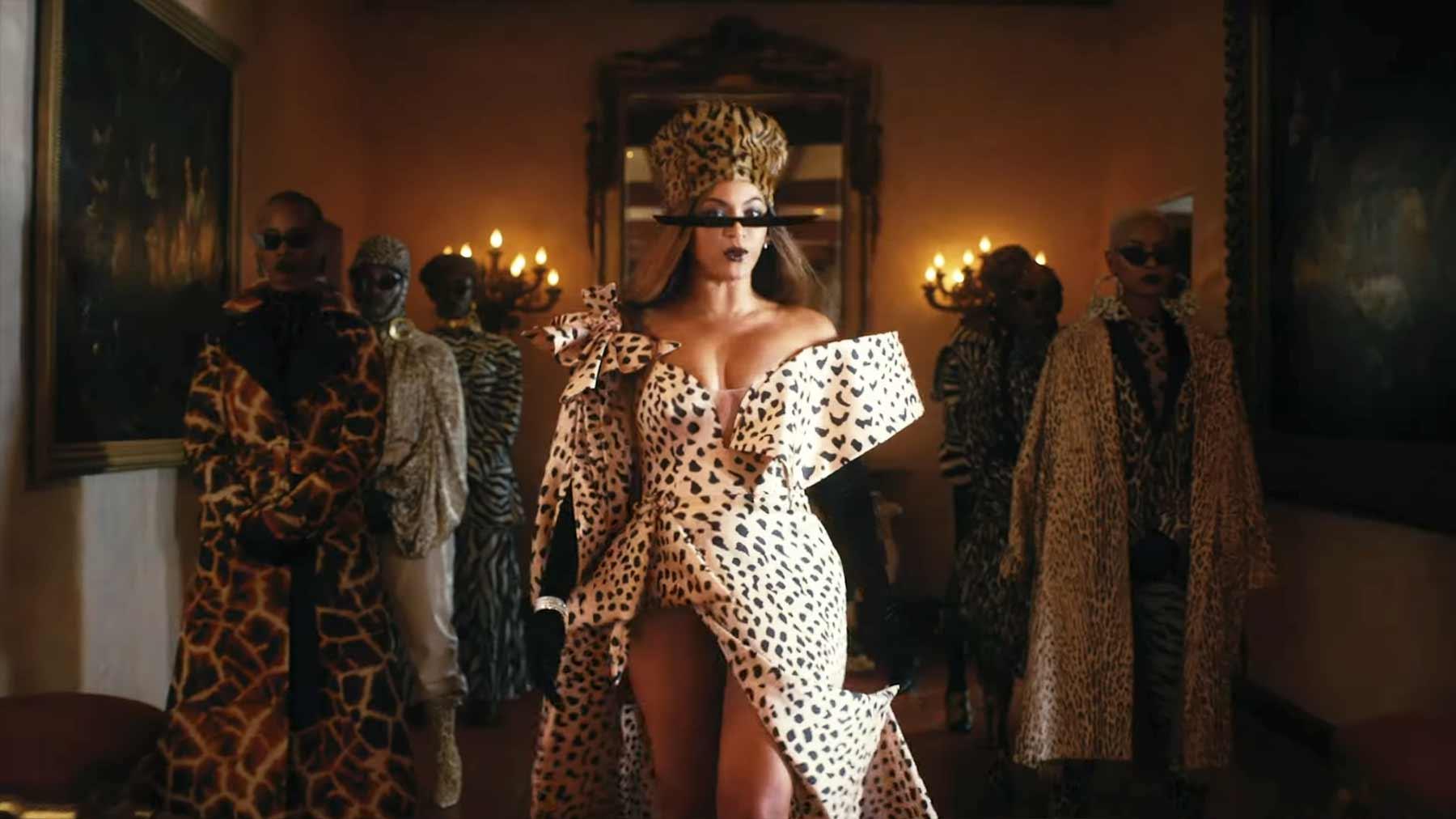 "Musikvideo: Beyoncé, JAY-Z, Childish Gambino, Oumou Sangaré – ""MOOD 4 EVA"""