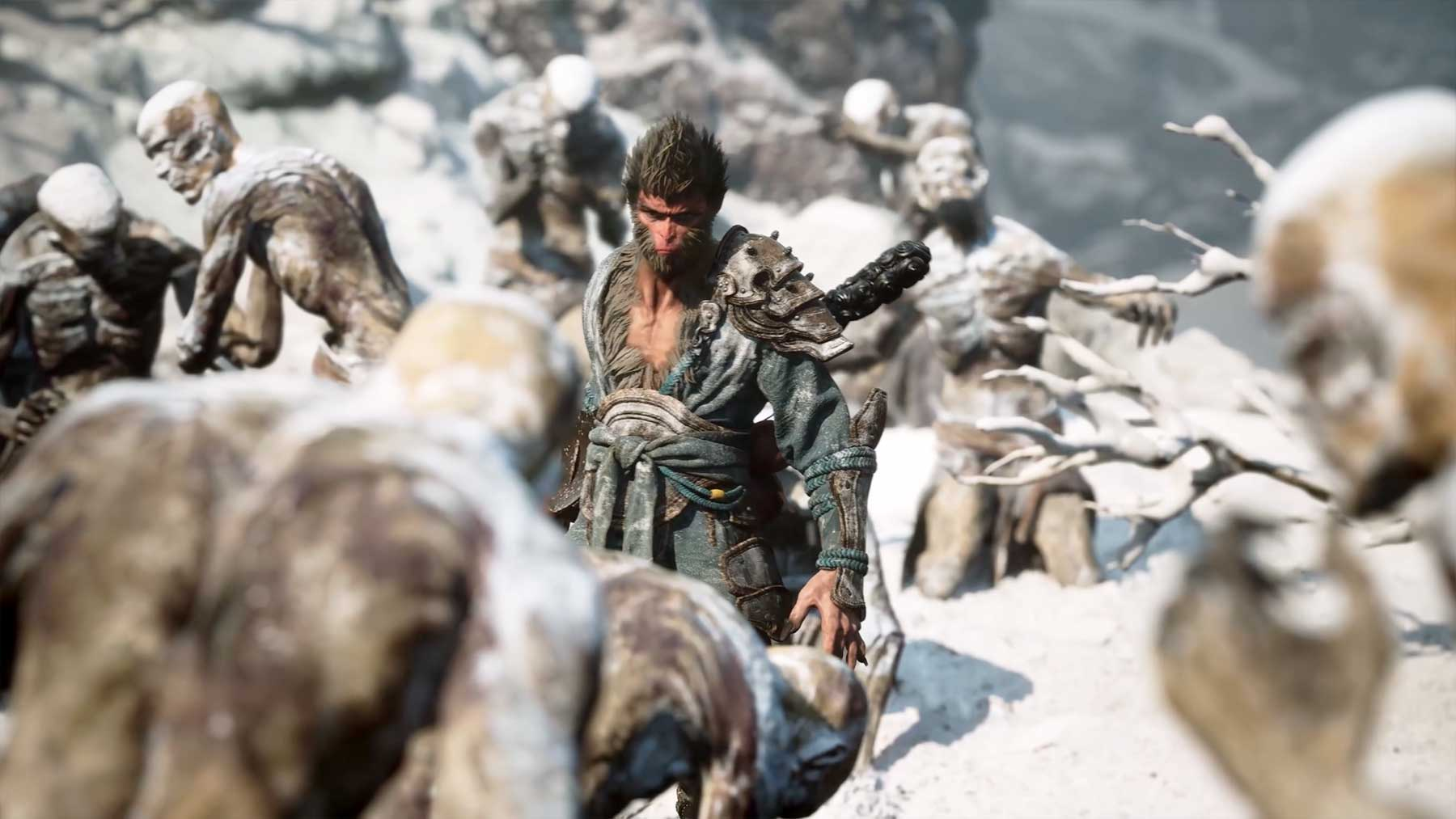 """Wunderschöne Grafik: Gameplay-Trailer zum Spiel """"Black Myth: Wukong"""""""