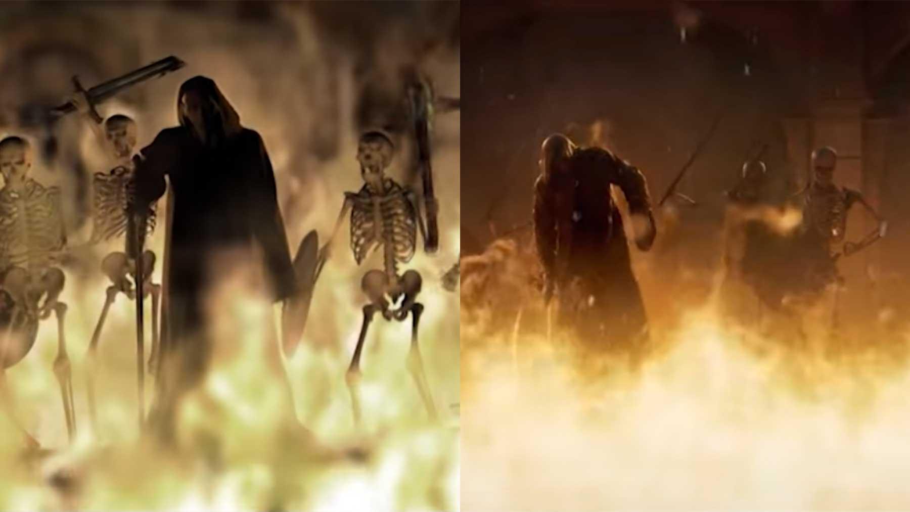 Diablo II: Alte vs. neue Cinematics im Direktvergleich