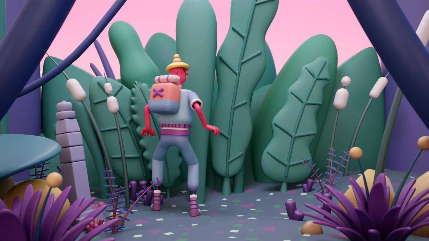 """Animierter Kurzfilm: """"Dough Joe"""""""