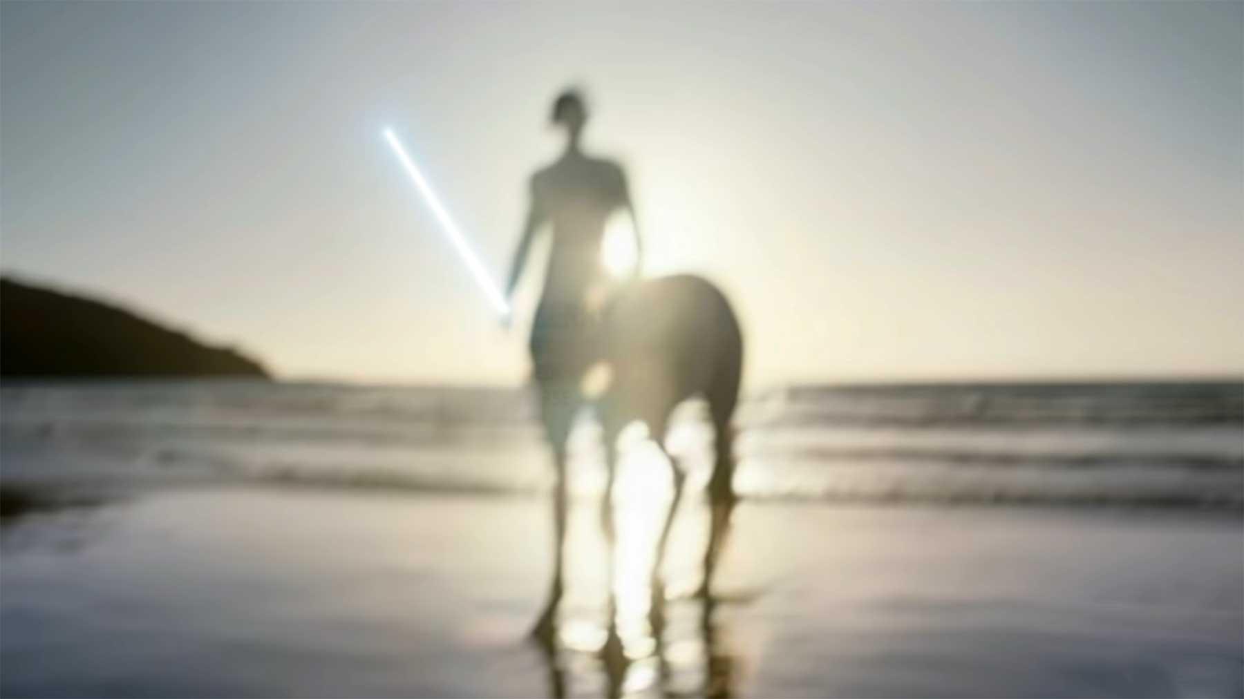 Star Wars'd Adam-Driver-Parfum-Werbung