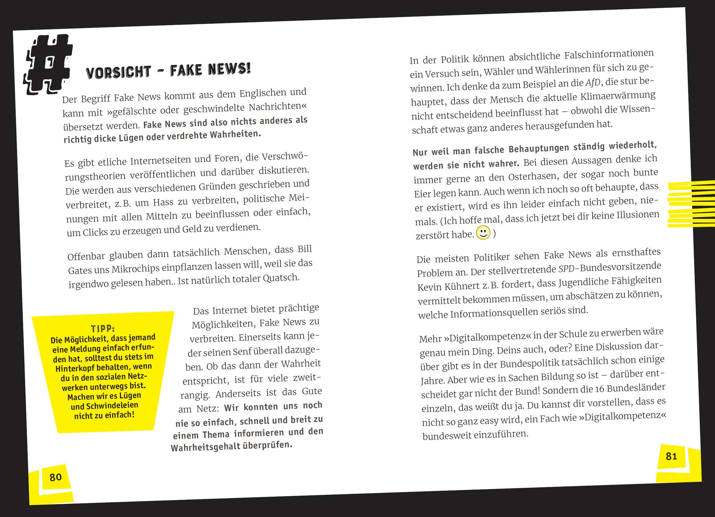 """Gedanken einer 19-Jährigen: """"How to Politik"""" - Vom Nagellackblog zum jugendpolitischen Buch Livia_Buch-Ausschnitt_02"""