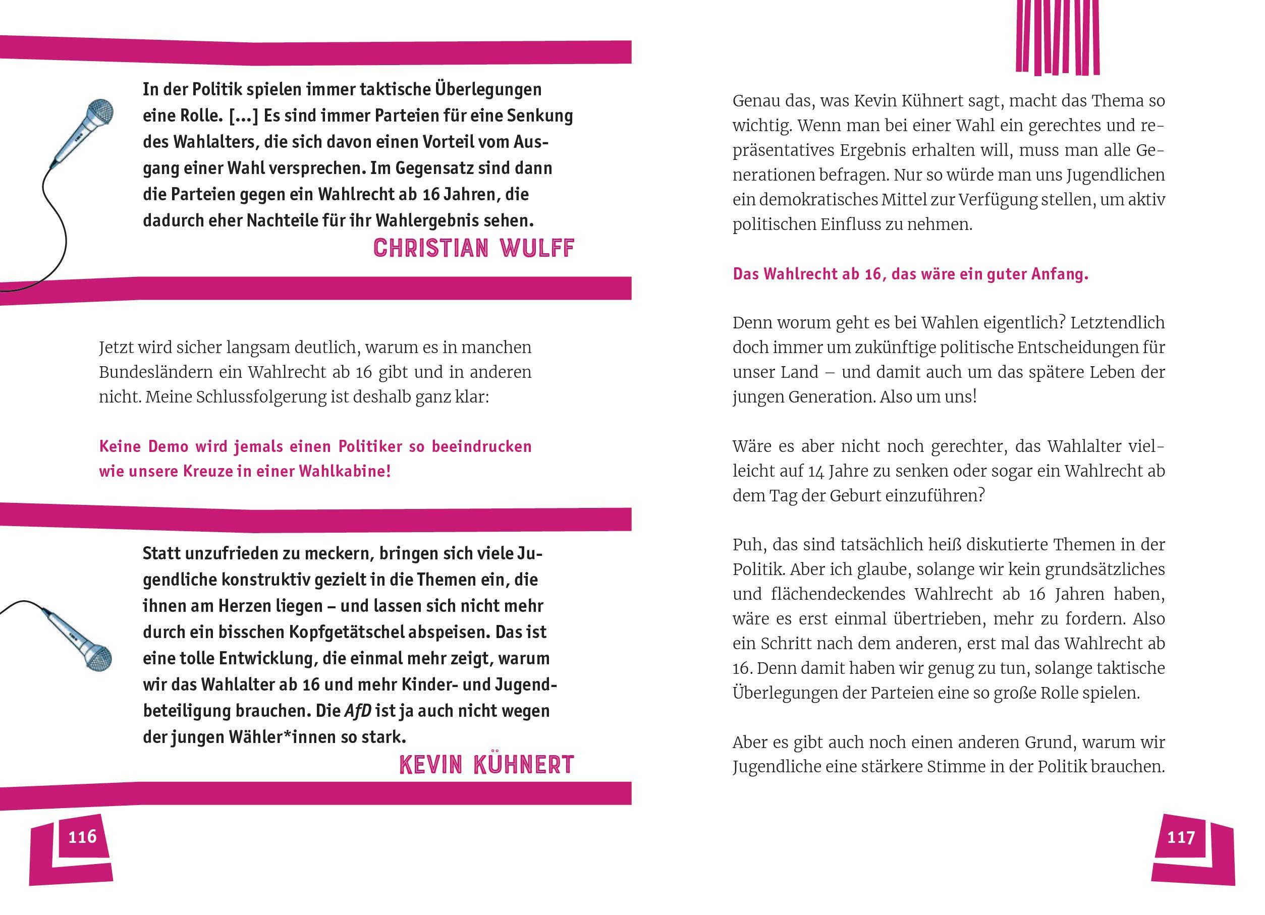 """Gedanken einer 19-Jährigen: """"How to Politik"""" - Vom Nagellackblog zum jugendpolitischen Buch Livia_Buch-Ausschnitt_03"""