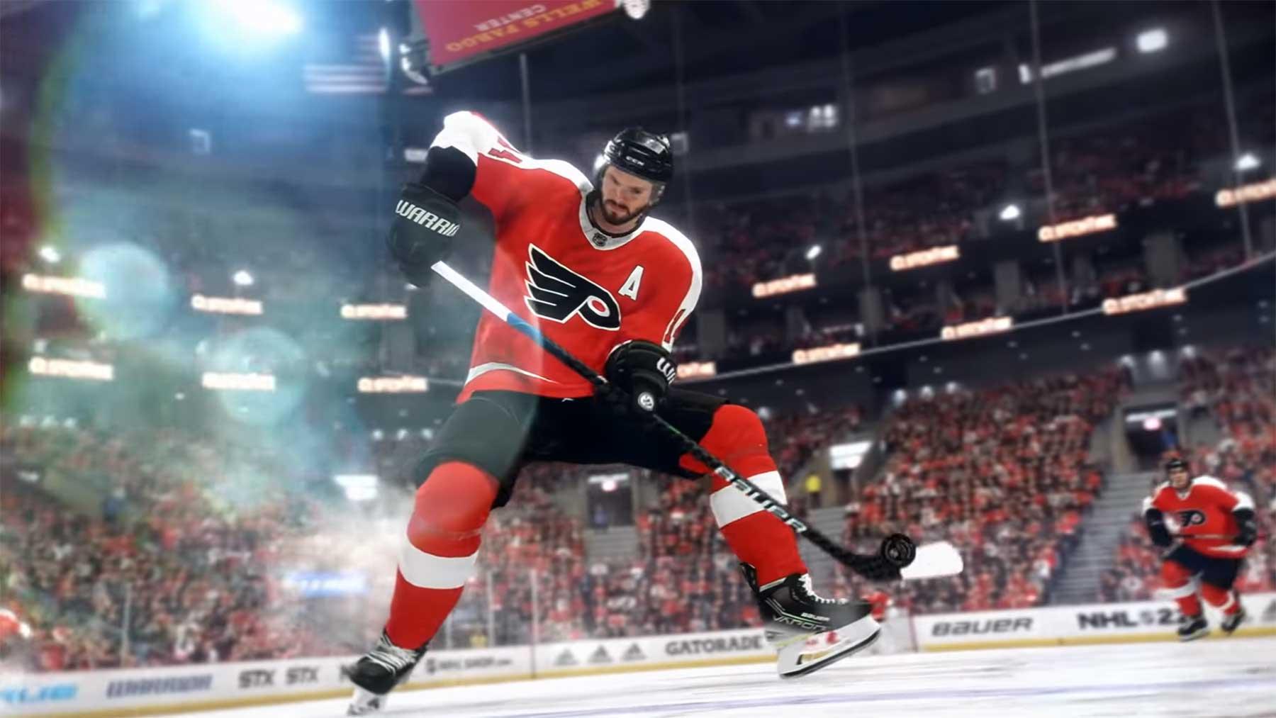 """NHL 22"" – Offizieller Reveal-Trailer"
