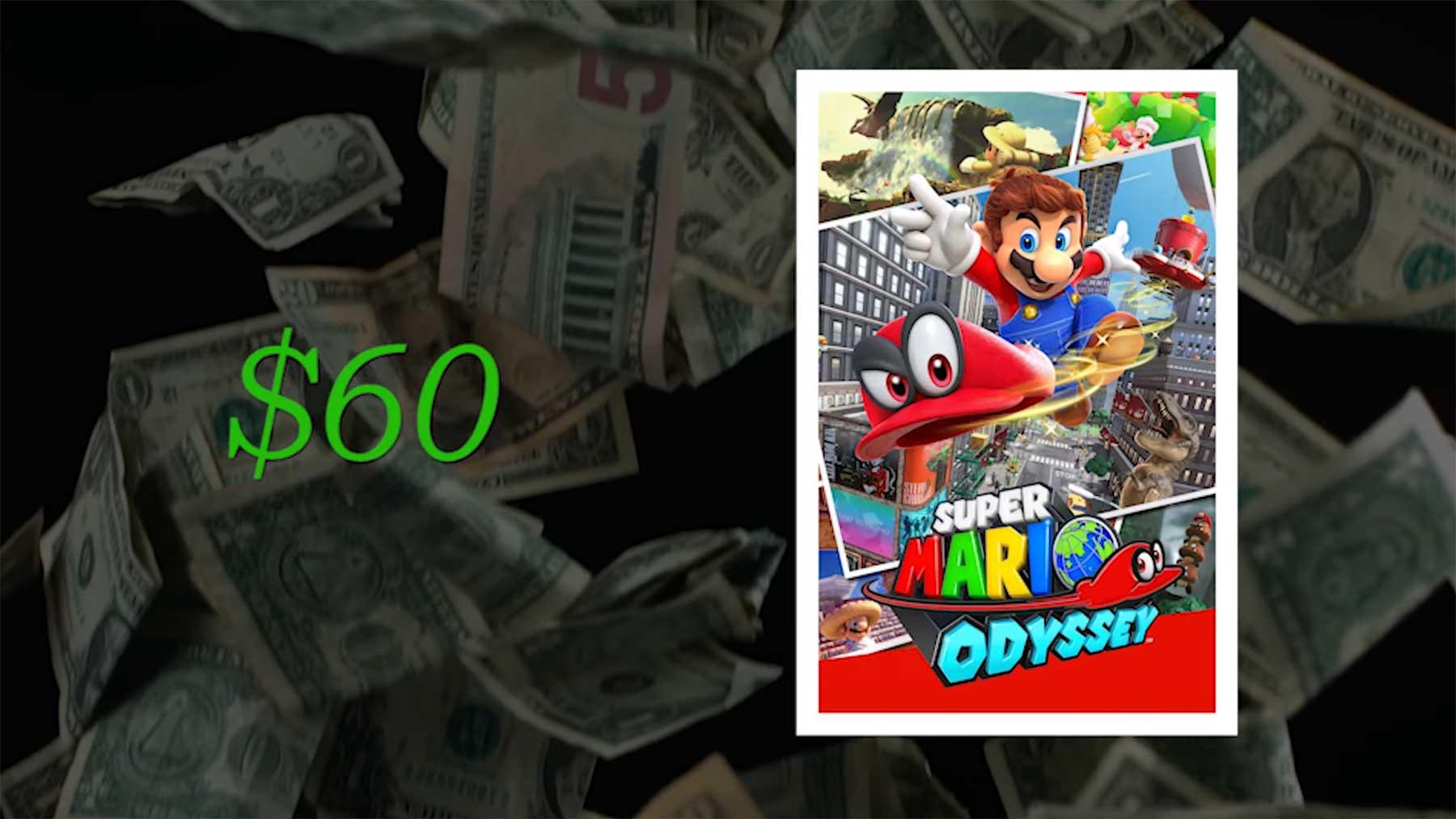 videogamedunkey über die Preise von Videospielen
