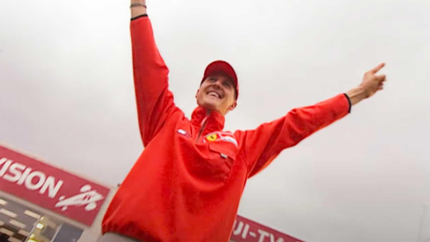 """""""SCHUMACHER"""": Trailer zum Netflix-Film über Formel-1-Fahrer Michael Schumacher"""