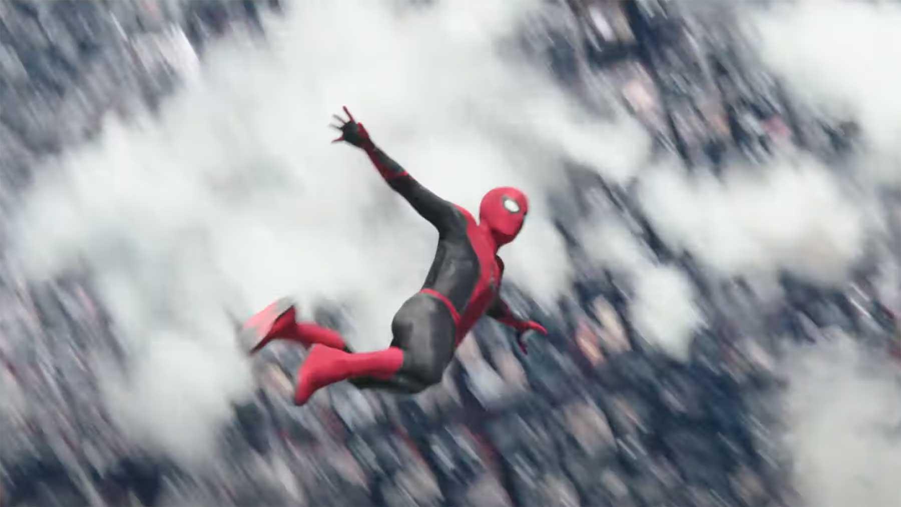 """""""Spider-Man: No Way Home"""" - offizieller Teaser-Trailer Spider-Man-No-Way-Home-teaser-trailer-1"""