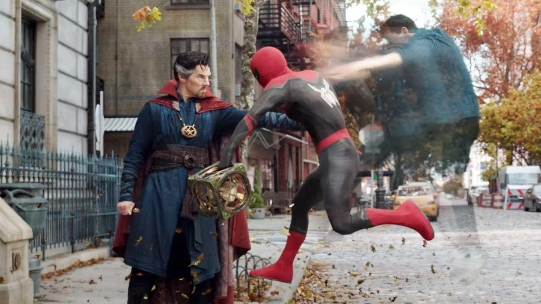 """""""Spider-Man: No Way Home"""" – offizieller Teaser-Trailer"""
