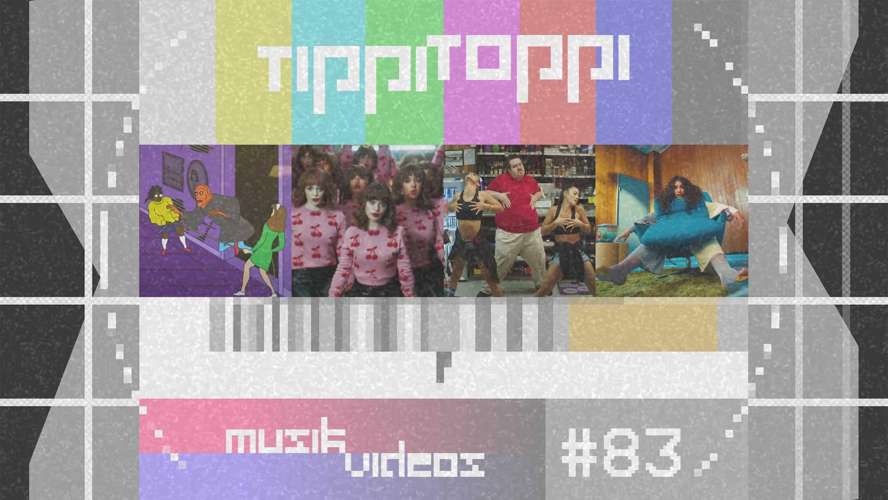 Tippi Toppi Musikvideos Vol. 83