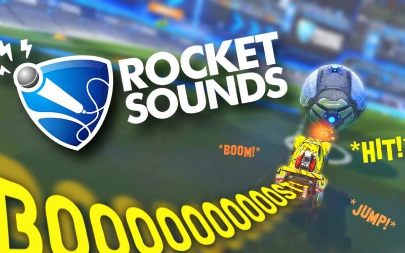 "Alternative Geräusche in ""Rocket League"""