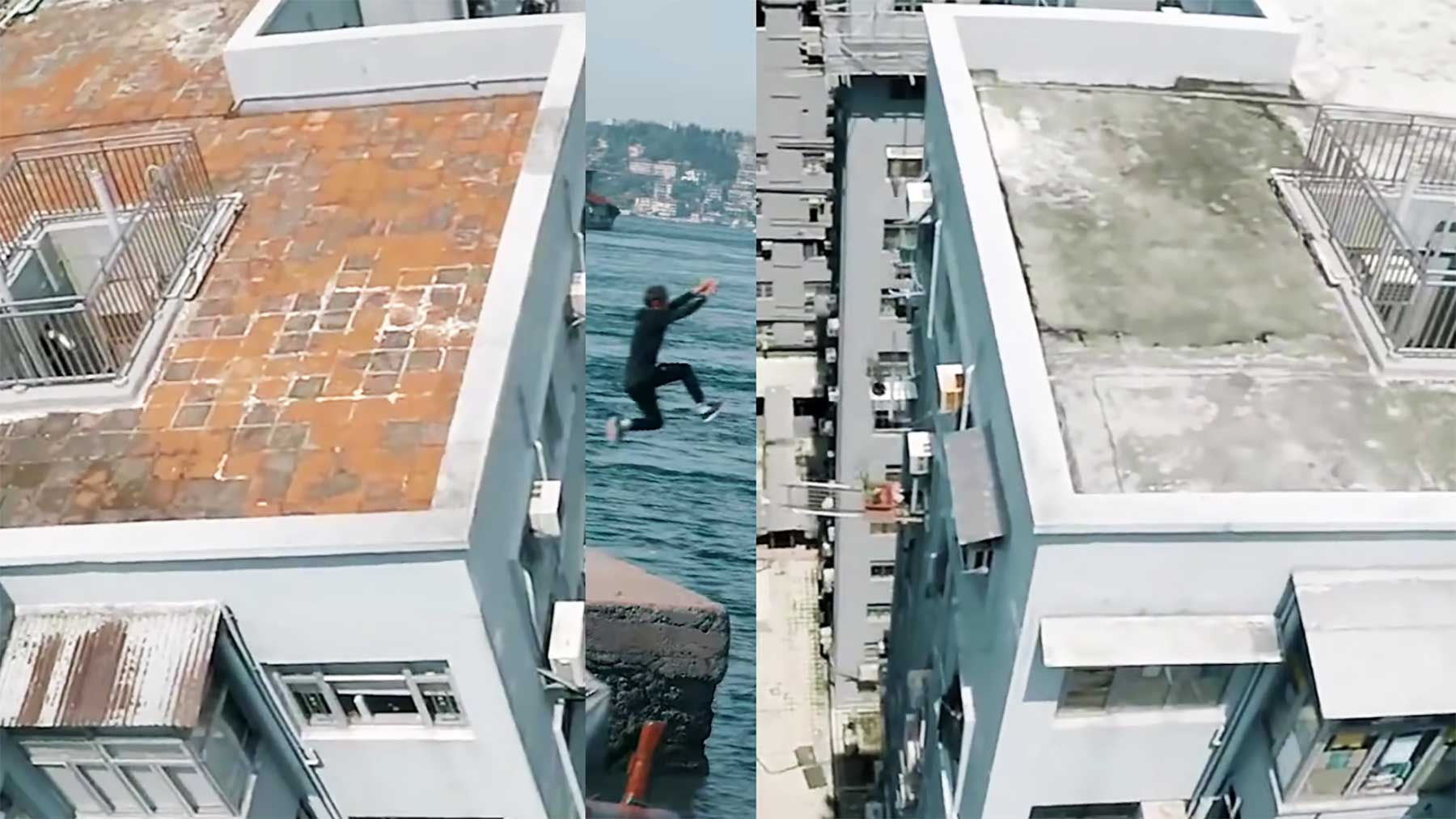 """""""p e r m u t a t i o n . c i t y"""" ist eine krasse Parkour-Collage"""