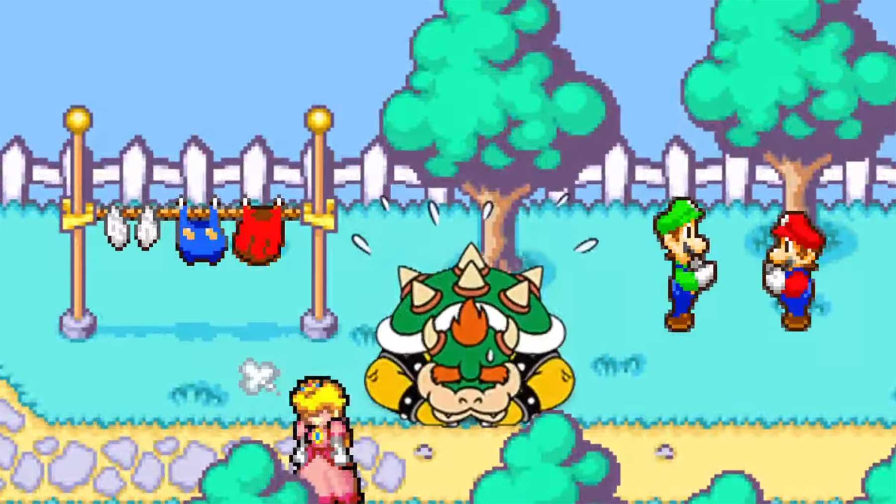 """Super """"Super Mario""""-Sound-Remix super-mario-sound-remix"""