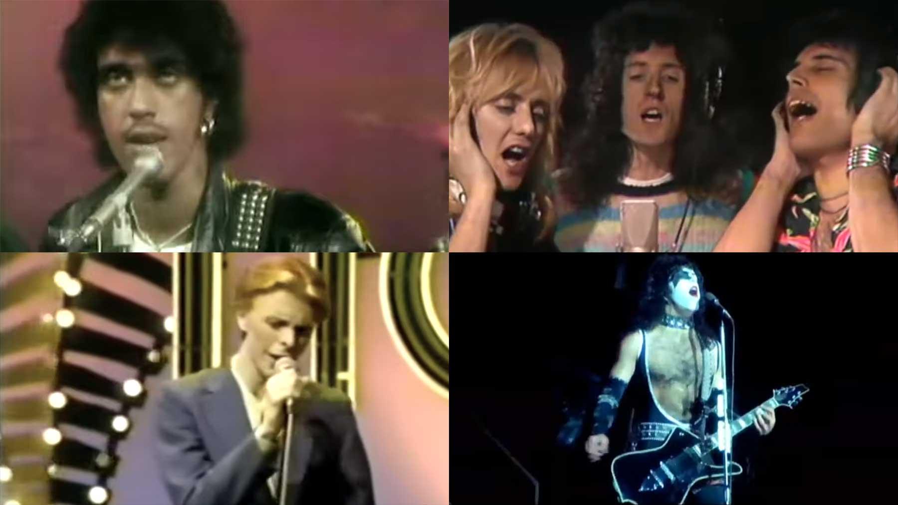 Mashup: Die 50 besten Songs des Jahres 1976 im 3-Minuten-Mix