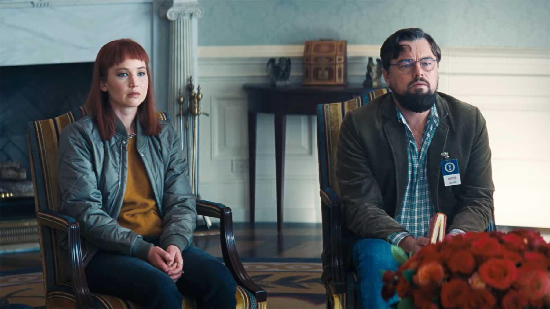 """Teaser zum hochbesetzten Netflix-Film """"Don't Look Up"""""""