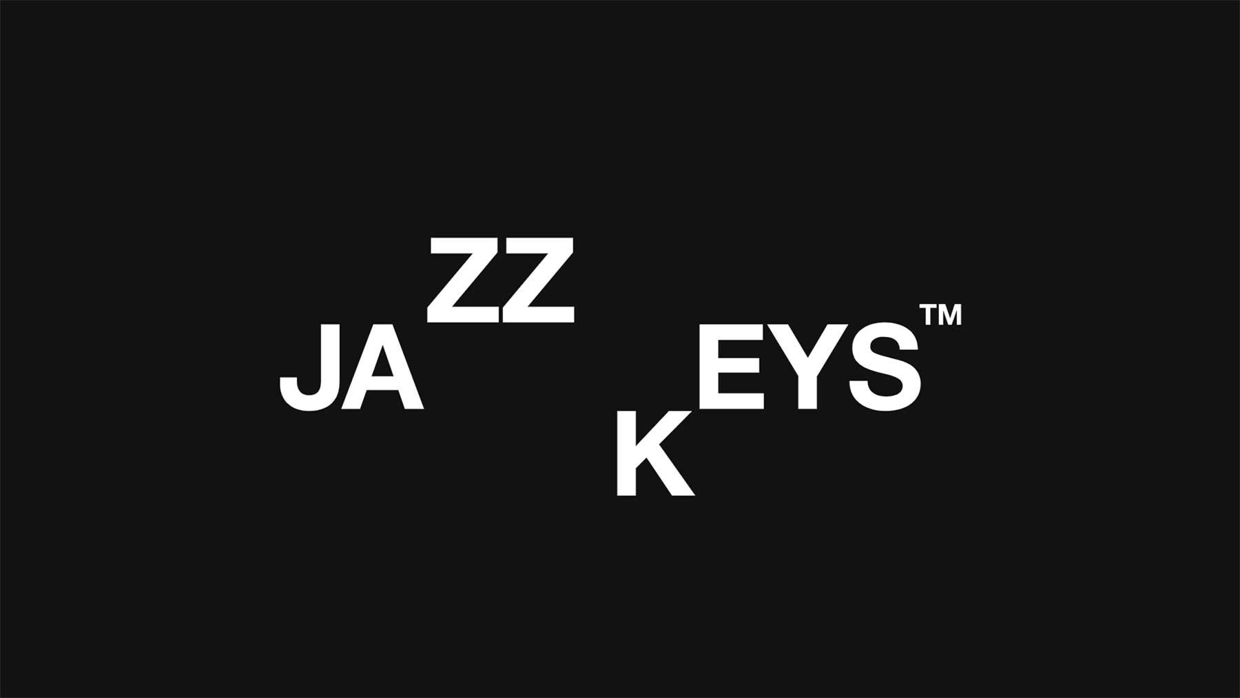"""""""Jazz Keys"""" lässt beim Schreiben die Buchstaben ertönen"""