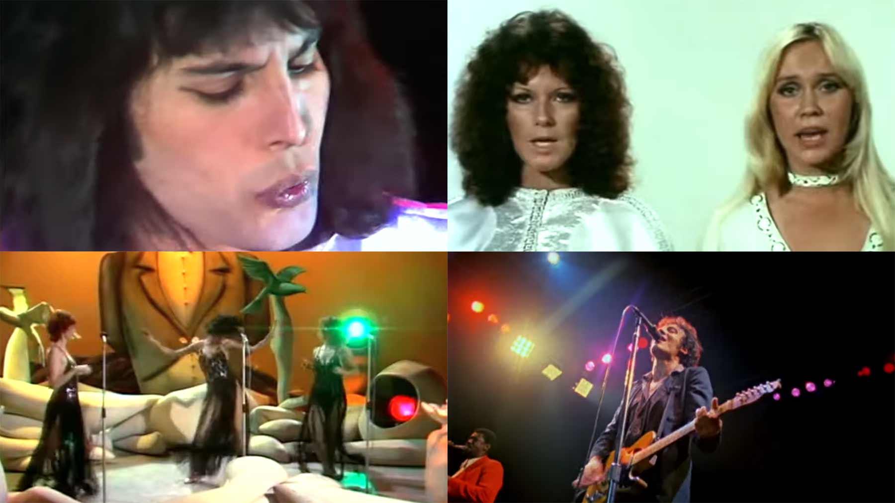 Mashup: Die 50 besten Songs des Jahres 1975 im 3-Minuten-Mix
