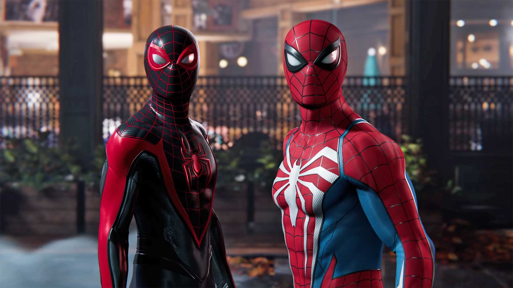 """Marvel's Spider-Man 2"": PS5-Reveal-Trailer Spider-Man-2-PS5-trailer"