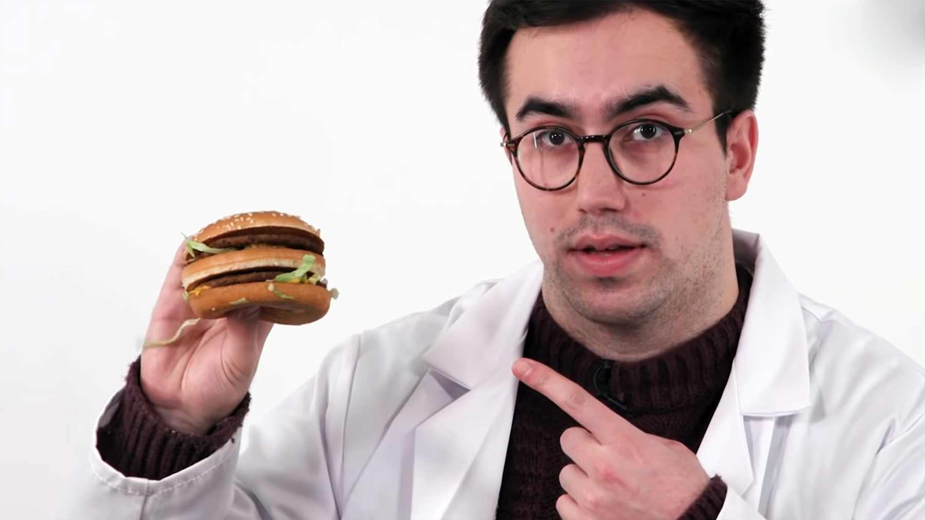 Einen Big Mac von Grund auf selbst nachmachen