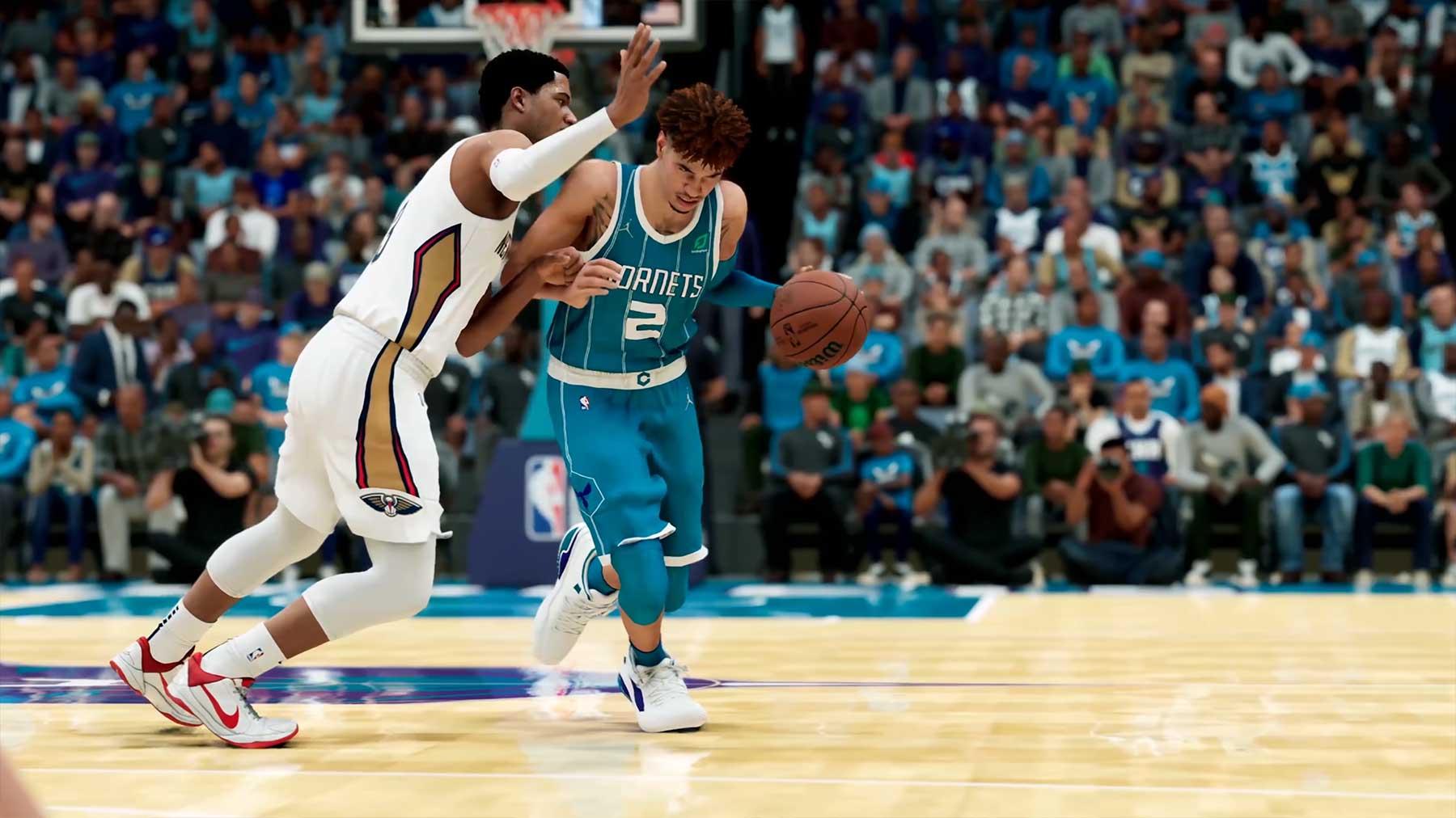"""""""NBA 2K22"""": Offizieller Gameplay-Trailer"""