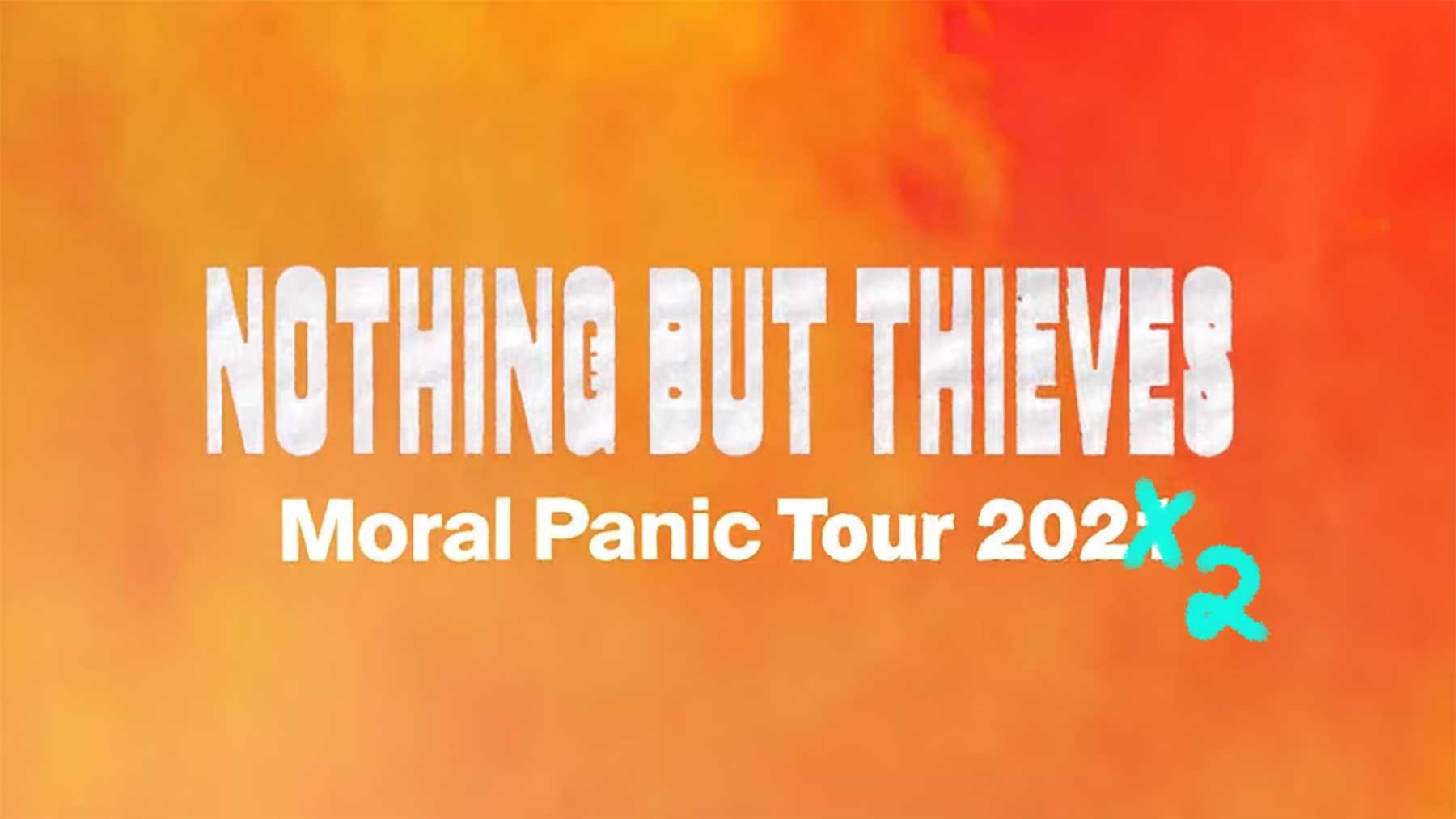 Tour-Verschiebung: Nothing But Thieves kommen erst 2022 wieder nach Deutschland