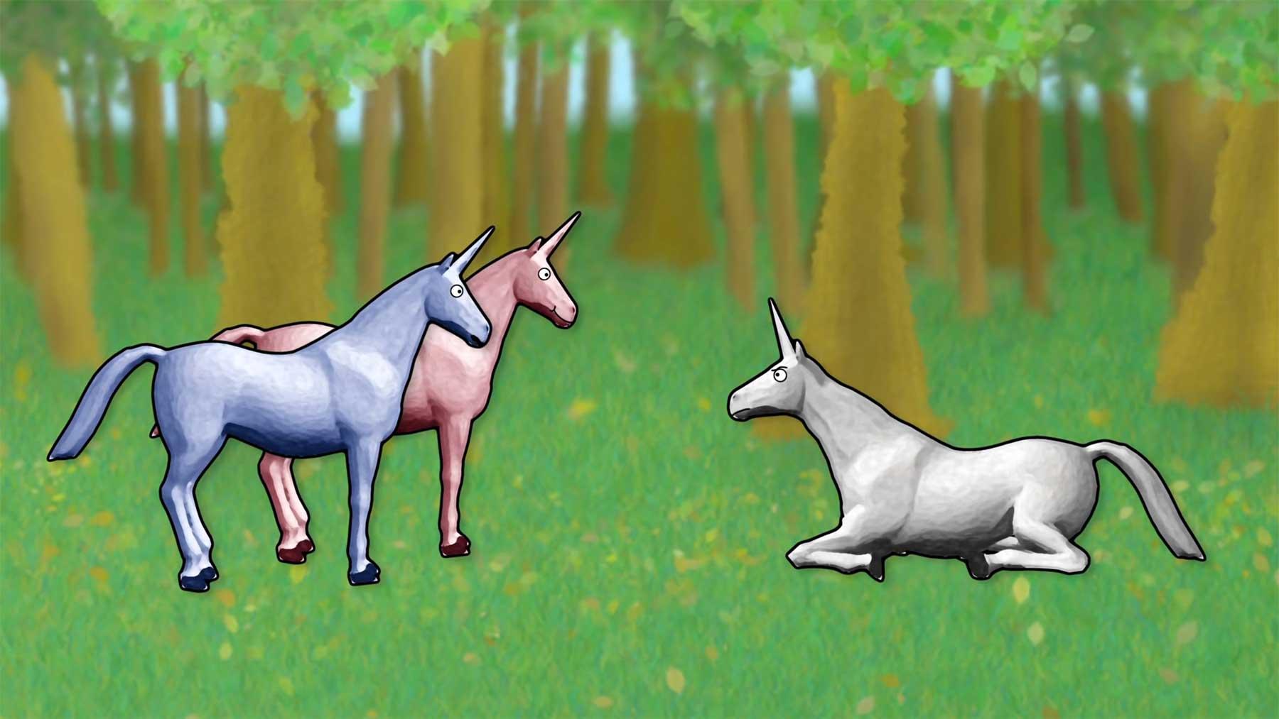 """Das Ende von """"Charlie The Unicorn"""" (Finale Episode)"""