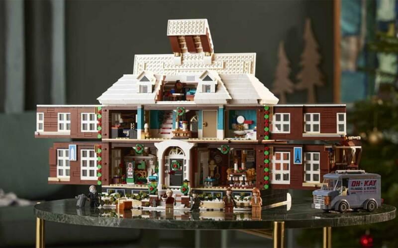 """""""Kevin – Allein zu Haus"""" als LEGO-Bauset (21330)"""