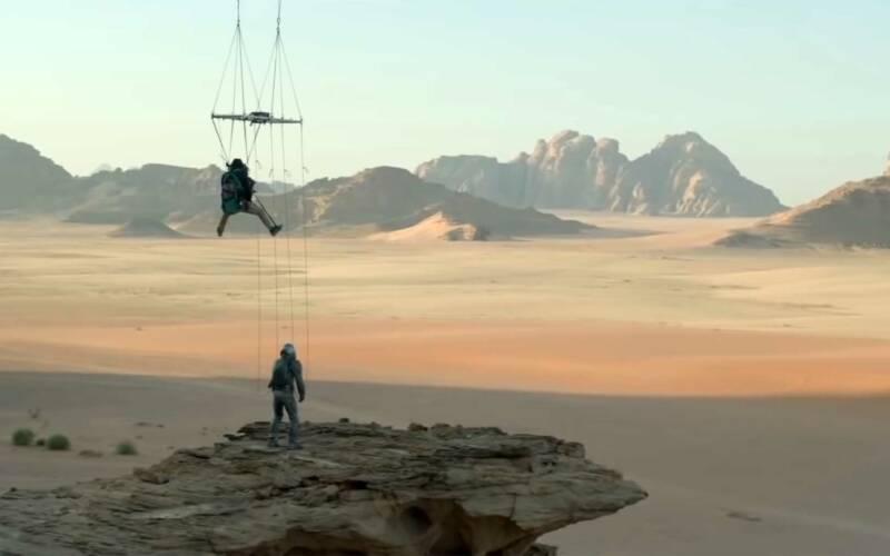"Making of ""Dune"" (2021)"