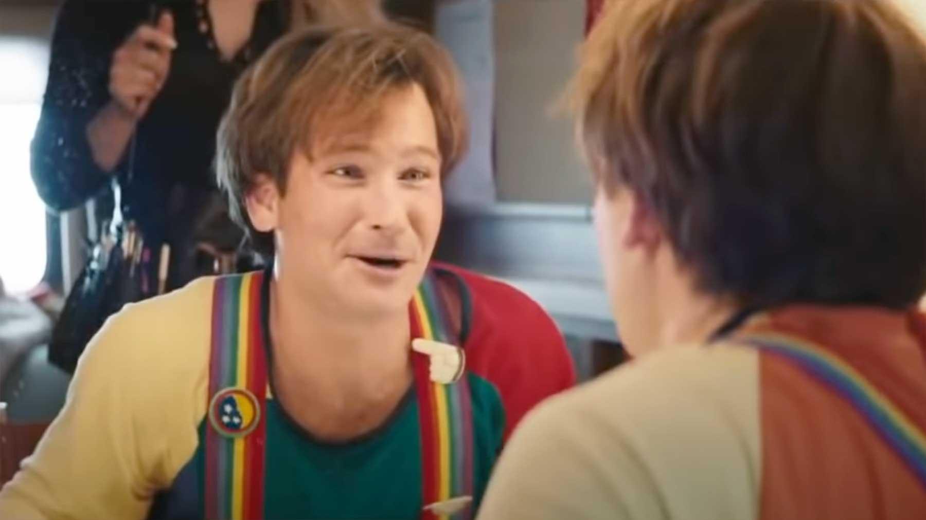 "Jamie Costa spielt Robin Williams in ""Biopic-Testszene"" ROBIN-Williams-biopic-test-scene"