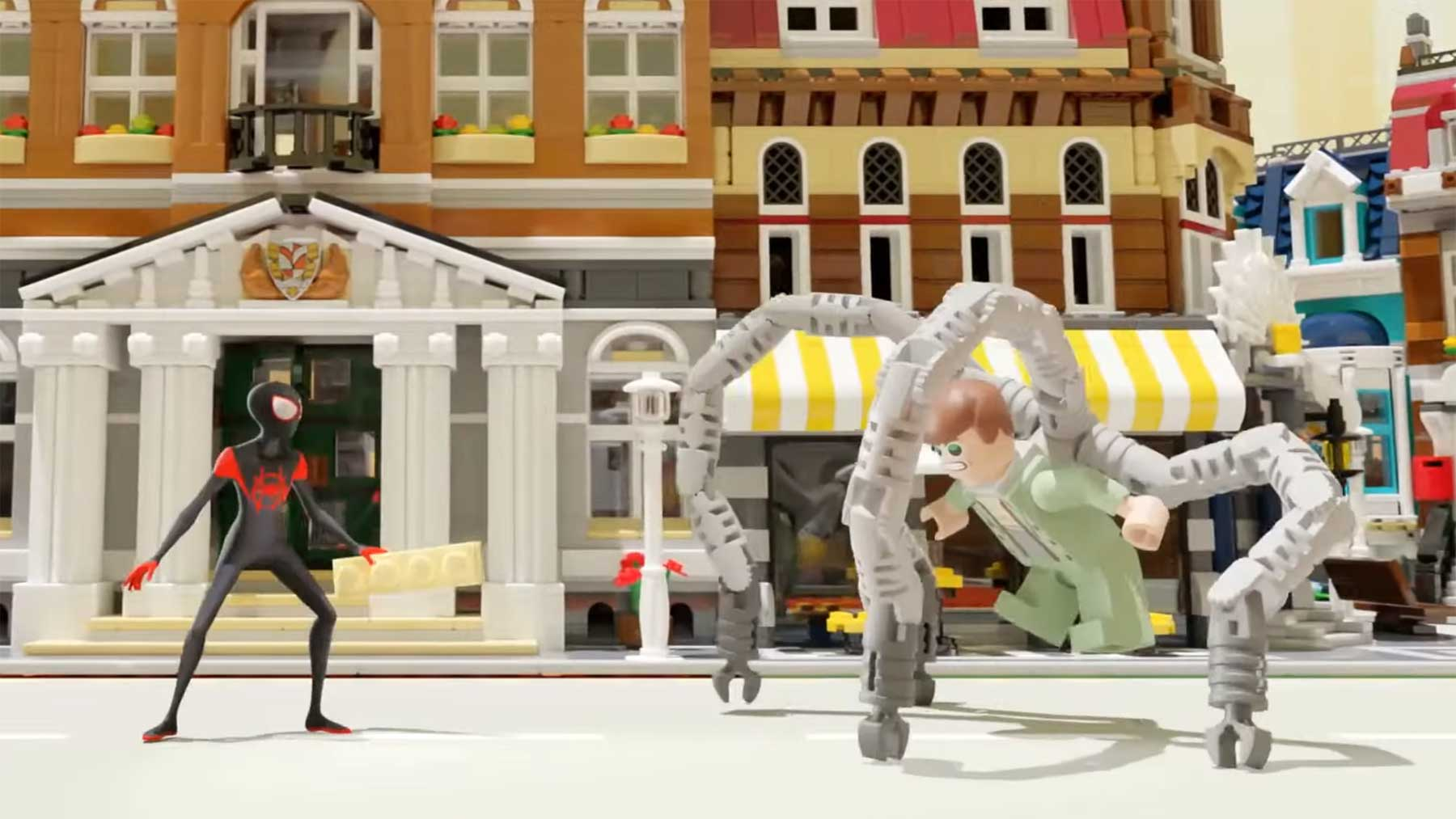 """Spider-Man: Into the LEGO-Verse"""