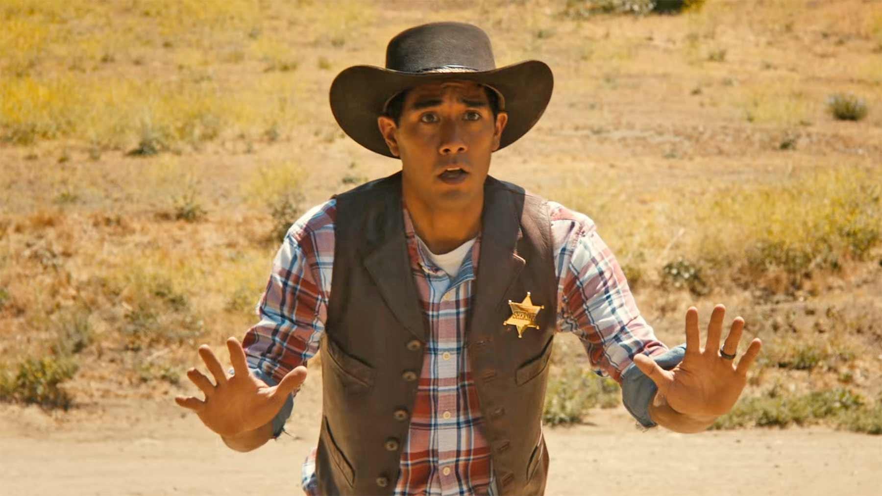 """Neuer Kurzfilm von Zach King: """"The Time Traveling Sheriff"""""""