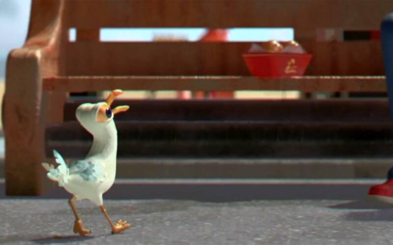 """Animierter Kurzfilm: """"Dead Meat"""""""