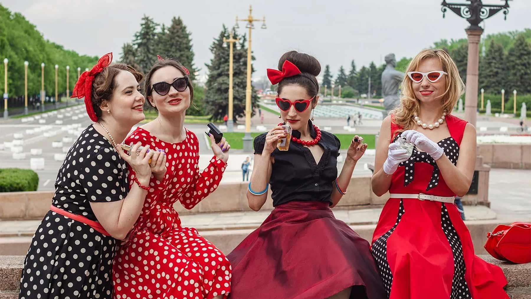 Popkultur: Ein Phänomen im Wandel der Zeit girls-pixabay