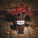 Lecker: Blumen aus Wurst