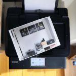 Testbericht: Canon PIXMA TR8550 Multifunktions-Drucker