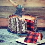 Lecker Holzfäller-Kuchen